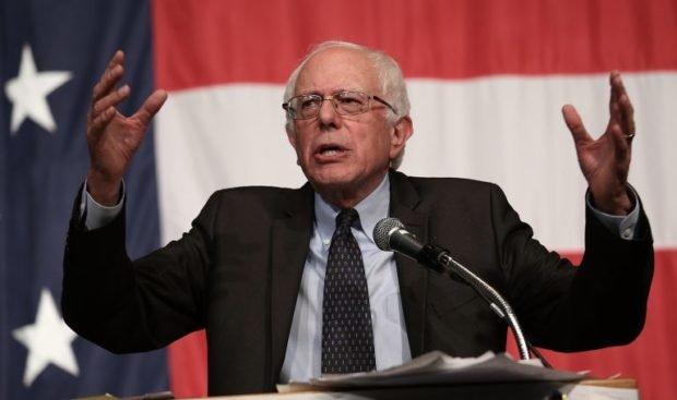 Photo of Bernie Sanders Stokes Coronavirus Fear as Fundraising Tool
