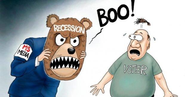 Photo of Scary Movie – A.F. Branco Cartoon