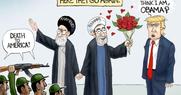 Photo of Deja Vu Iran – A.F. Branco Cartoon
