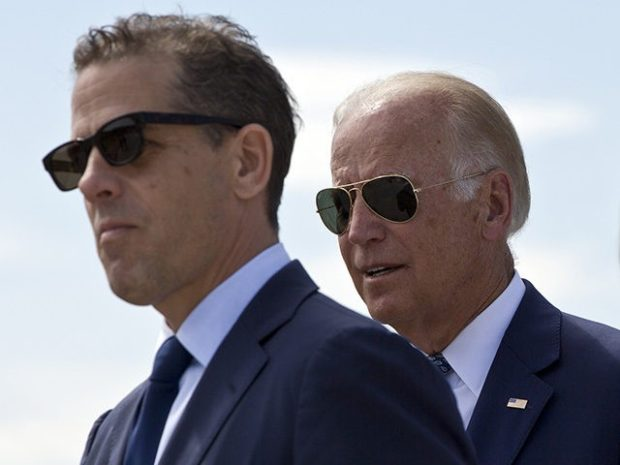 Photo of Hunter's Ex-Business Partner: 'Joe Biden And The Biden Family Are Compromised'