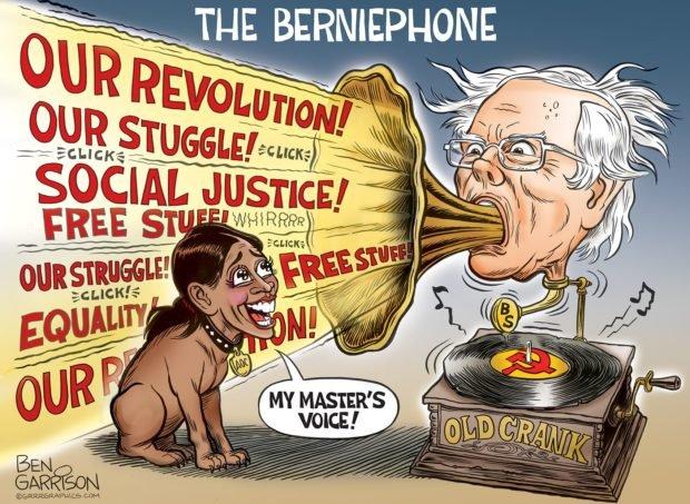 Photo of The BerniePhone – Ben Garrison Cartoon