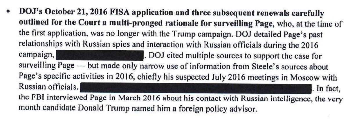 House Intelligence Committee Democrats' rebuttal to Nunes memo, Feb. 24, 2018.