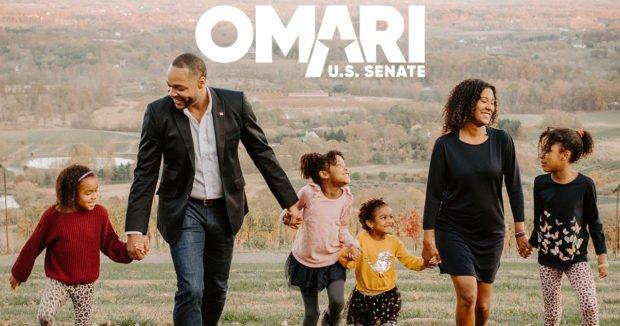 Photo of Candid Candidate Spotlight: Omari Faulkner (R) VA, U.S. Senate Race