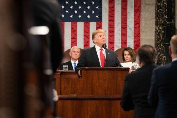 Photo of Trump's Dynamic SOTU Hits Democrats Hard