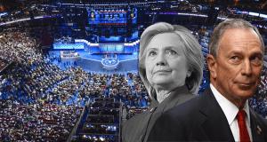 Bloomberg, Clinton & the DNC