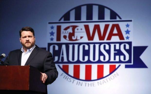 Photo of Chairman Of Iowa Democrats Resigns Over Caucus Fracas
