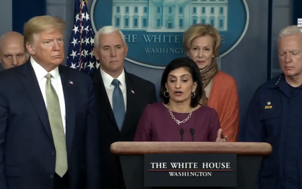 Photo of Watch: Coronavirus Task Force White House Press Briefing – 4/20/20