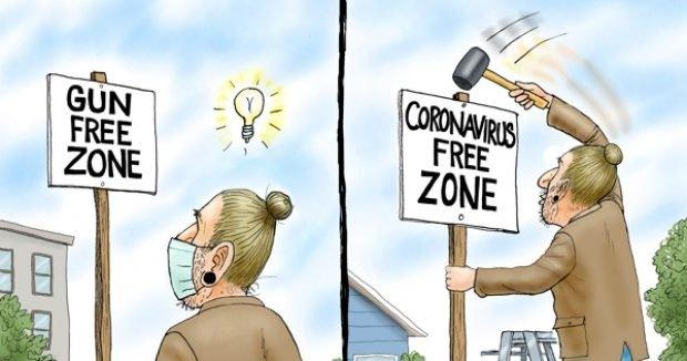Photo of #CornavirusCure – A.F. Branco Cartoon
