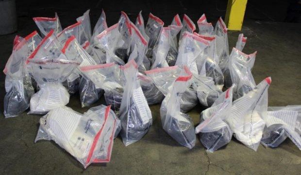 Photo of CBP Officers Intercept Hard Narcotics Worth Over $25 Million At The World Trade Bridge