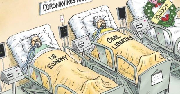Photo of Critical Condition – A.F. Branco Cartoon