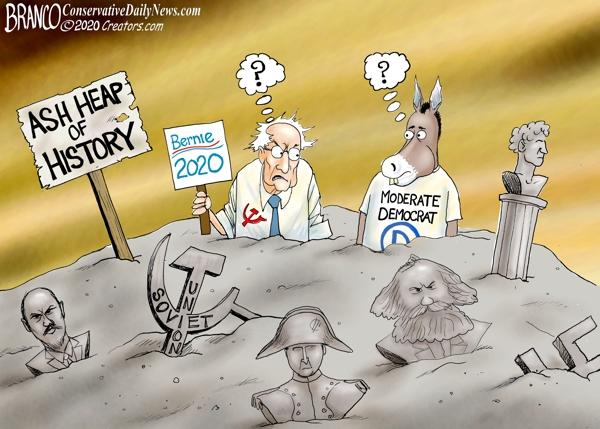 Photo of Heap of Trouble – A.F. Branco Cartoon