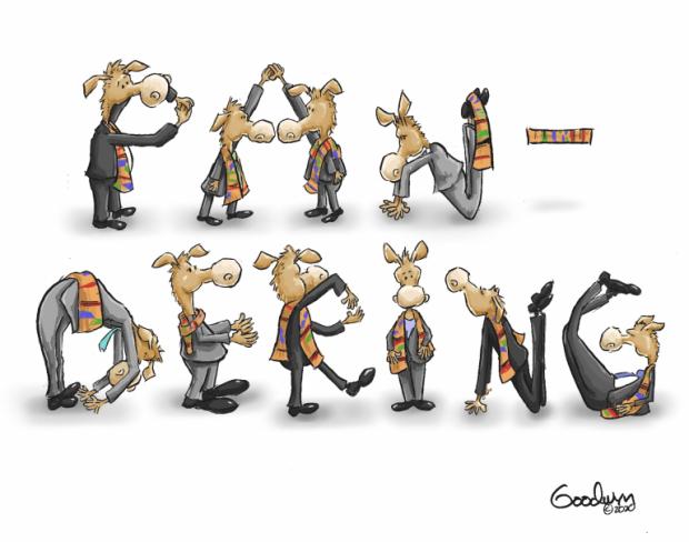 Photo of What's That Spell? – Al Goodwyn Cartoon