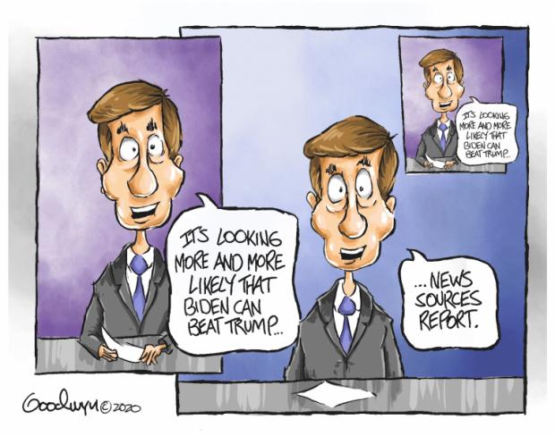 Photo of Circular References – Al Goodwyn Cartoon