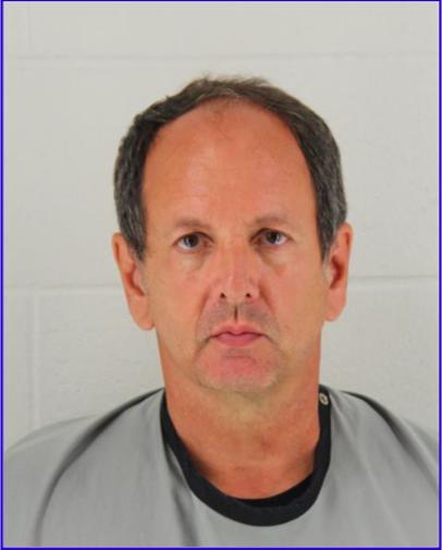 James Loganbill, 58, mugshot/Johnson County Sheriffs Office