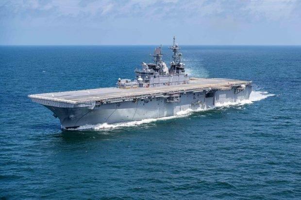 Photo of U.S. Navy Amphibious Assault Ship USS Tripoli Joins the Fleet