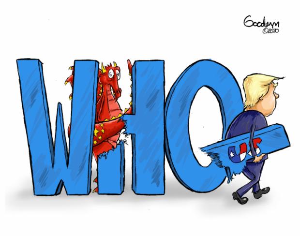 Photo of What Lies Beneath – Al Goodwyn Cartoon