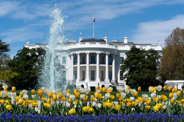 President Joe Biden's Schedule for Monday, April 5, 2021