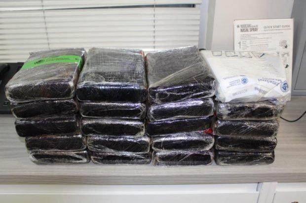 Photo of CBP Officers Intercept Hard Narcotics Worth Over $844K at the World Trade Bridge