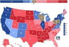 Photo of 2020 Electoral Forecast Map – Trump vs. Biden