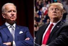 Photo of An Angry Joe Biden VS.President Trump In Dueling Minn.Rallies