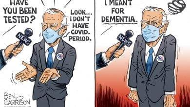 Photo of Will Joe Biden Get Tested? – Ben Garrison Cartoon