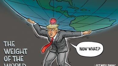 Photo of The Weight Of The World – Ben Garrison / Tina Cartoon