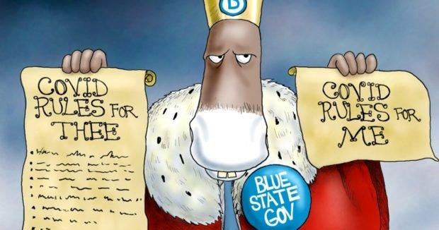 Smug, Hypocritical  Democrats Need To Prepare For A Fall