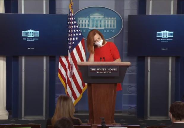 White House Press Briefing by Press Secretary Jen Psaki – 5/11/21