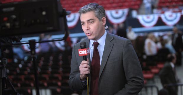 Jim Acosta Blasts Fox News, Ignores CNN's Own Propaganda