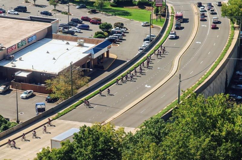 AMO agents bike ride DC